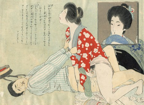 Meiji Shunga