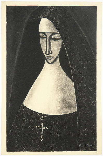 A Catholic Nun