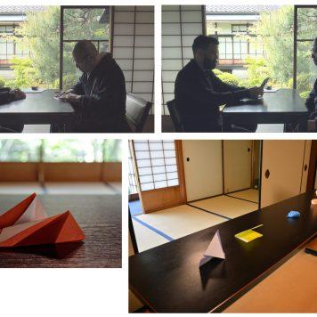 collaborative origami