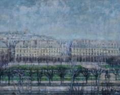 Mist in Paris
