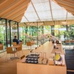 Google Image Result For Https Japanesegarden Org Wp Content Uploads 2017 07 Interior Umami Cafe Photo By In 2020 Portland Japanese Garden Japanese Garden Architect