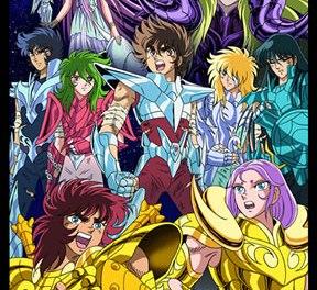 "Netflix Menambah Seri Anime dari ""Saint Seiya : The Hades Chapter"""