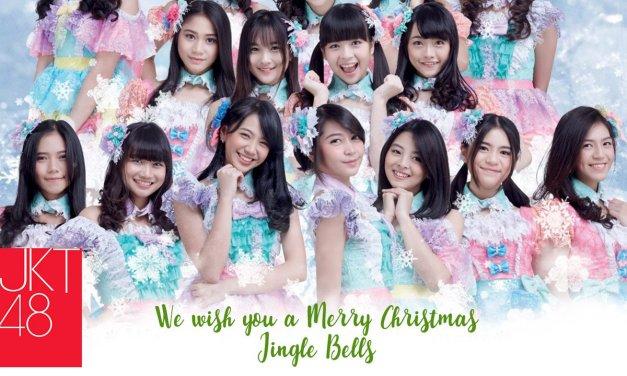 Merayakan Natal Bersama JKT48