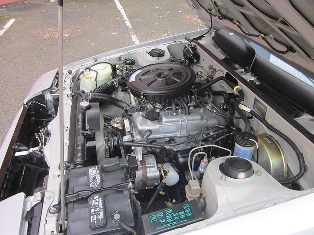 1985 Toyota SR5 AE86 20
