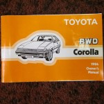 1985 Toyota SR5 AE86 36