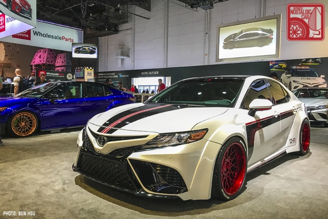 Camry Toyota 2017 Nascar