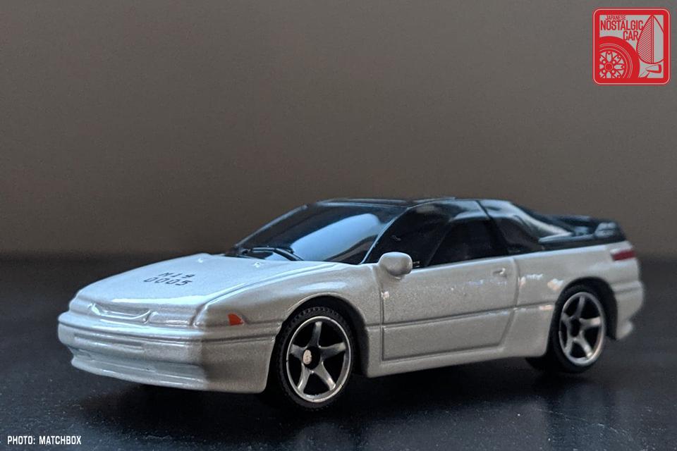 Minicars The New Matchbox Subaru Svx Was A Designer S