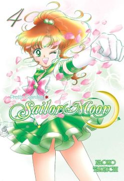 Sailor Moon 4 cover