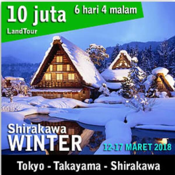 Shrakawa Winter