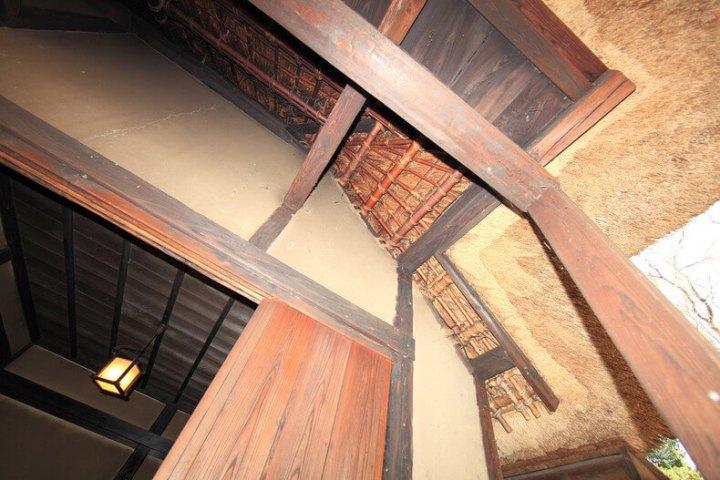 Traditional Japanese House Wagoya