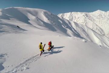 Gopro Japan Snow