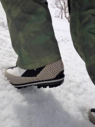 Fitwell backcountry kickstep heel