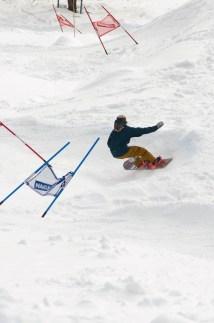 Nagareha banked slalom Sabo