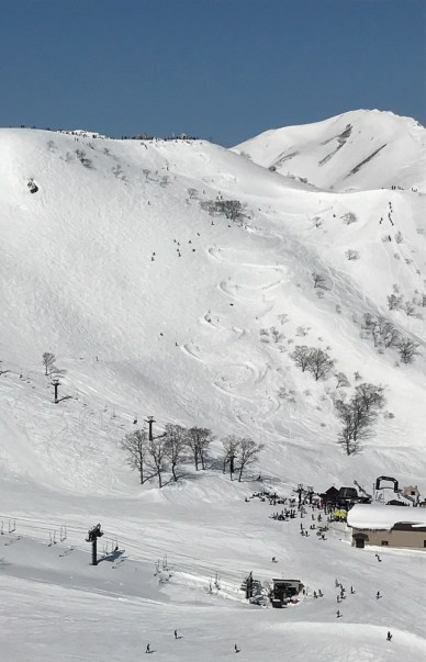Tenjin Banked Slalom 2017 Course overview