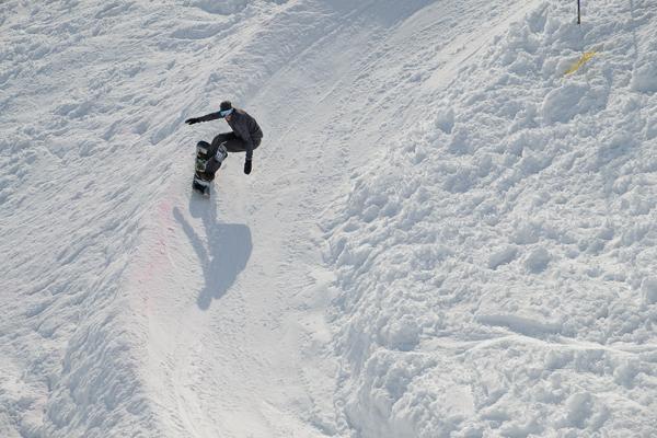 Tenjin Banked Slalom 2017 Pontus 1