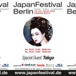 JapanFestival Berlin am 23./24. Januar in der Urania