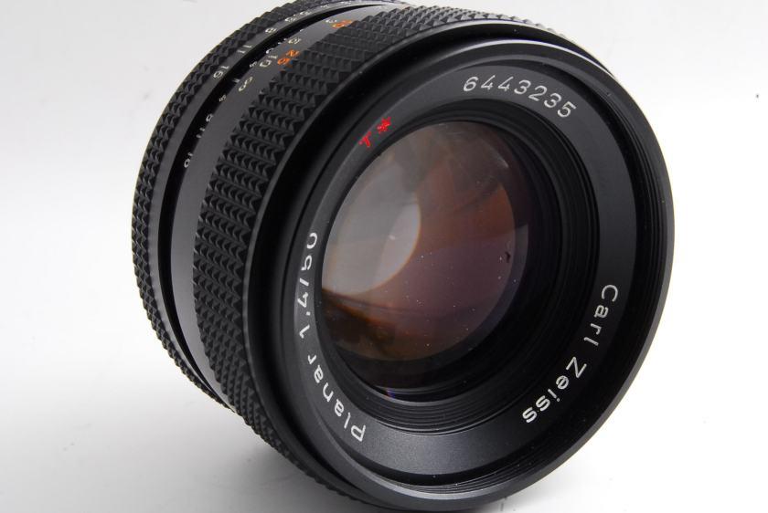 Carl Zeiss Planar 50mm F1.4