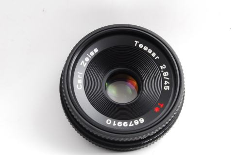 Carl Zeiss Tessar 45mm F2.8