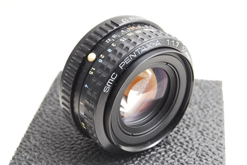 SMC Pentax 50mm F1.7
