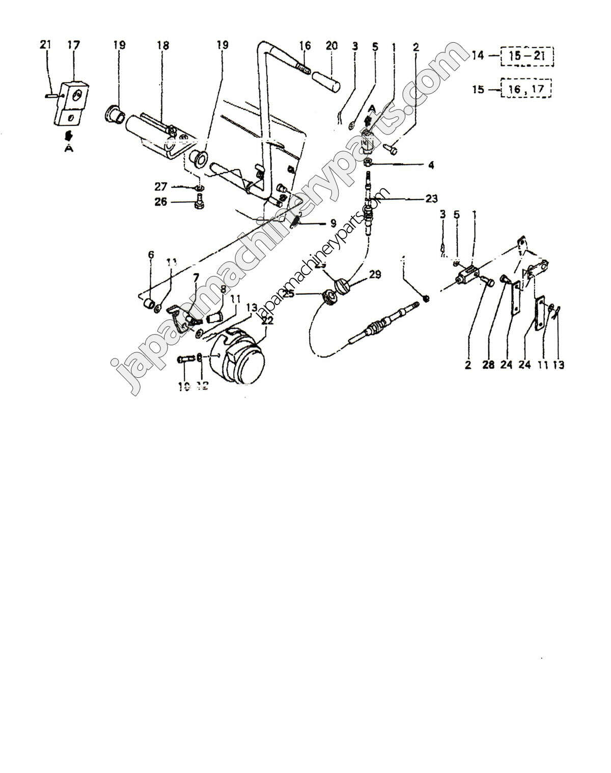 Mitsubishi Endeavor Rear Suspension Diagram