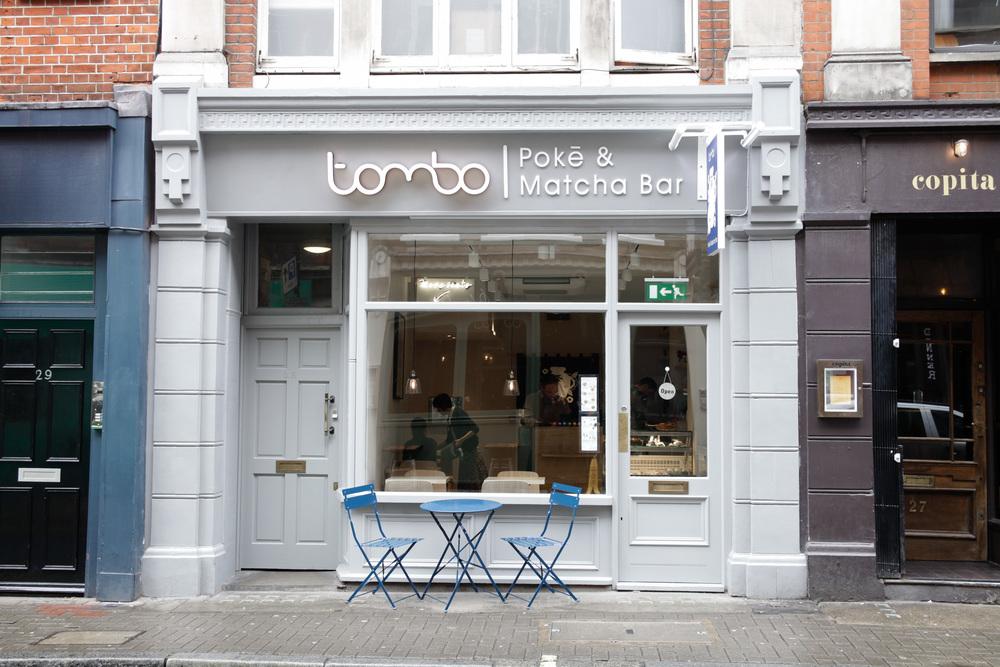 Tombo Cafe Matcha Japan Nakama