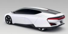 Honda FCEV Concept zasilana ogniwem paliwowym