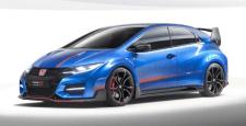 Honda Civic Type-R zadebiutuje w Paryżu