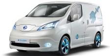 Nissan e-NV200 debiutuje w Polsce