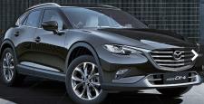 Mazda CX-4 oficjalnie
