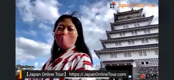 Shimabara castle live