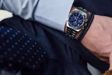Shooting in Tokyo for the Vacheron watch company & D'Marge magazine