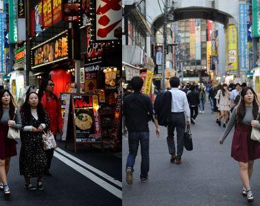 Nikon Picture Controls comparison with Standard