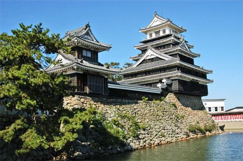 nakatsu-castle