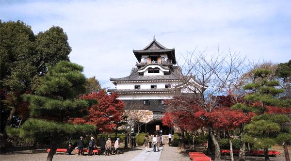 Inuyama Castle Aichi Prefecture