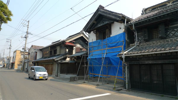 Murata earthquake damage