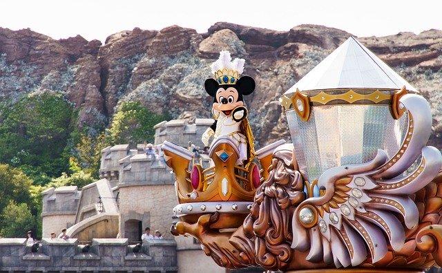 why so many people travel to Japan – Tokyo Disneyland.
