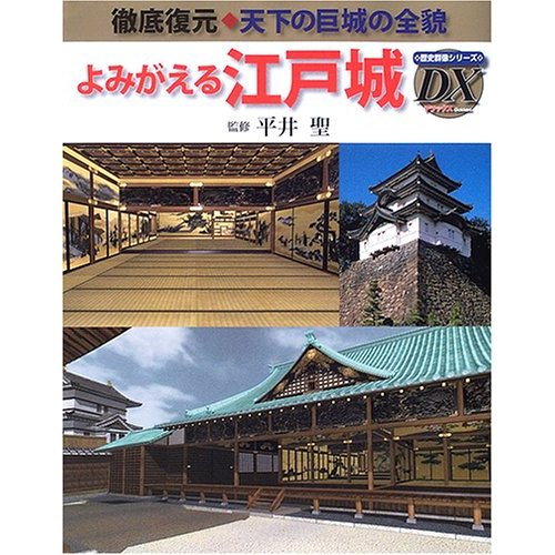 An awesome book about Japan's biggest and baddest castle!