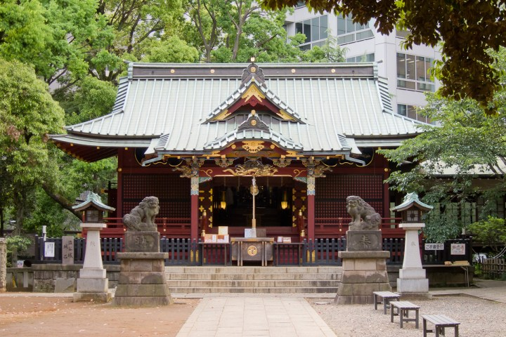 Kon'nou Hachiman Shrine