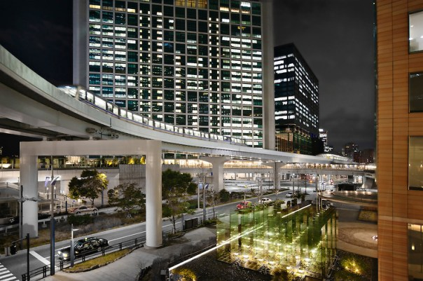 What is Shiodome?