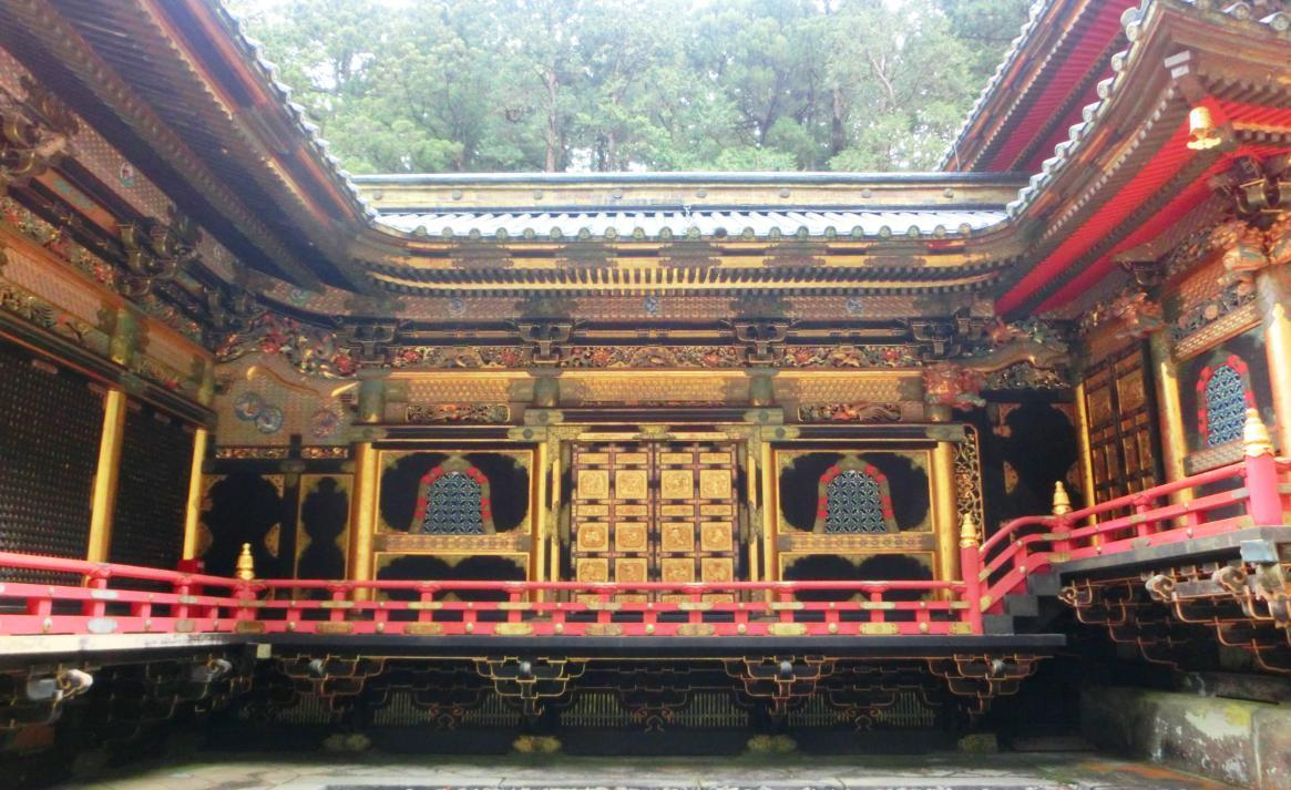 taiyu-in tokugawa iemitsu grave