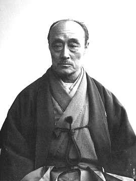 Old man Yoshinobu.