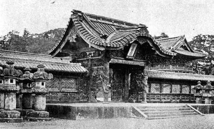Yushoin Grave of Tokugawa Ietsugu