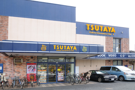 Nerima-Kasuga-chō has a place where you can rent DVD's