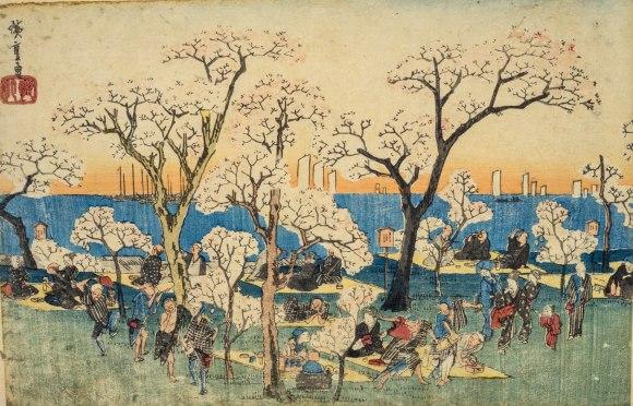 hiroshige gotenyama hanami-2.jpg