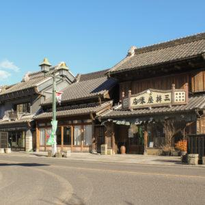 Tochigi City is one of my favorite spots, most people don't know about it. BTW, I bring clients here!