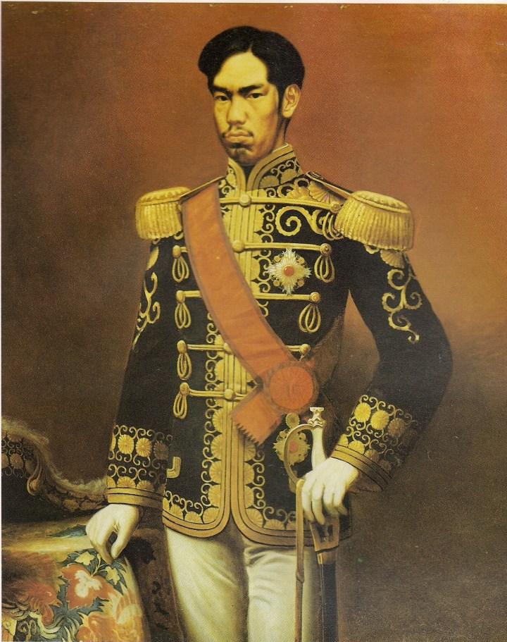 Emperor Meiji Dammit