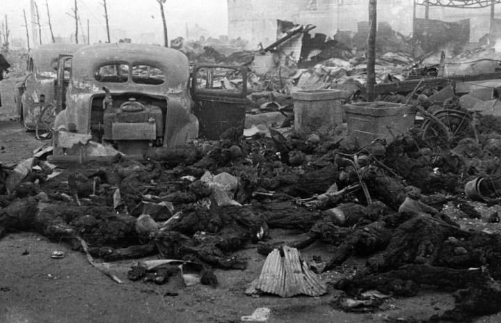 Tokyo Firebombing 1945