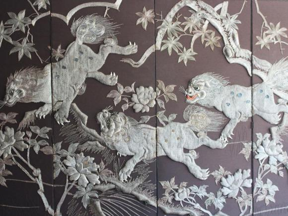 traditional japanese silverwork from the meiji period