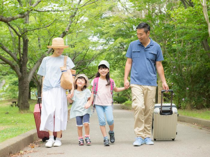 things to do with kids in japan