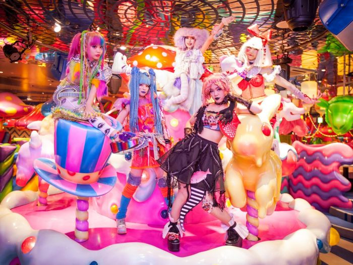the kawaii monster cafe